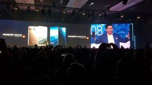 Huawei lance ses nouveaux Mate 10 et Mate 10 Pro en grande pompe