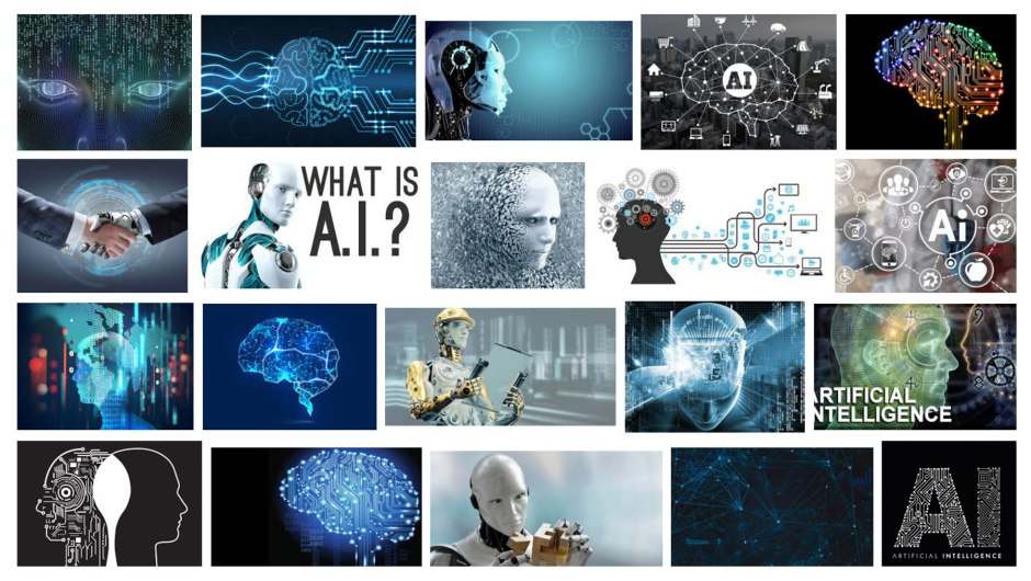 L'intelligence artificielle, la vraie, a provoqué beaucoup de fantasmes...