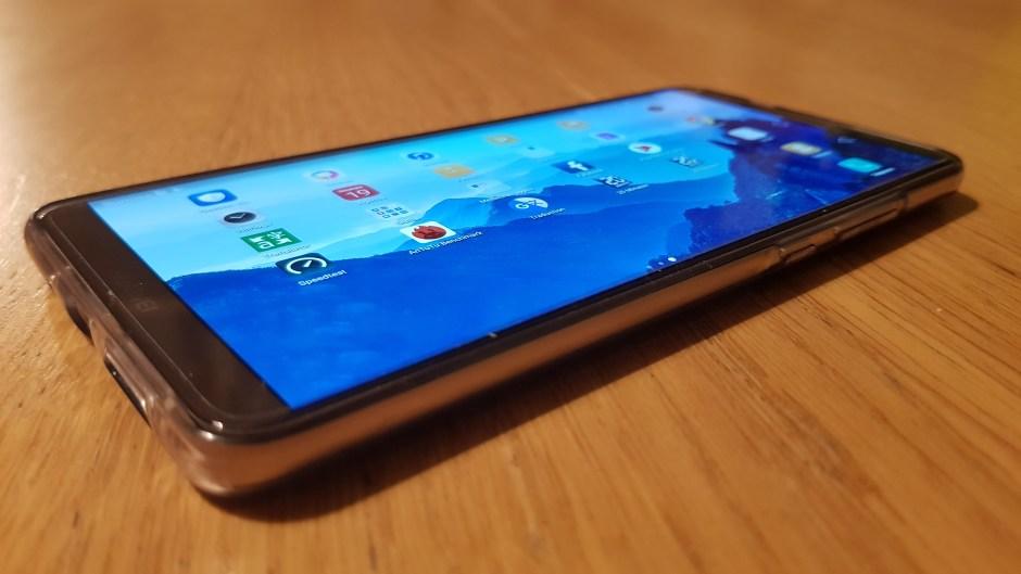Le Huawei Mate 10 Pro en version marron.