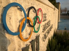 Musée olympique: Apple iPhone X.