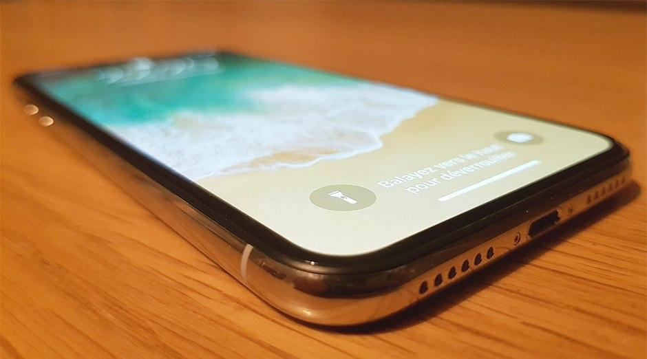 L'iPhone X arrive en Suisse dès 1199 francs pour 64 Go.