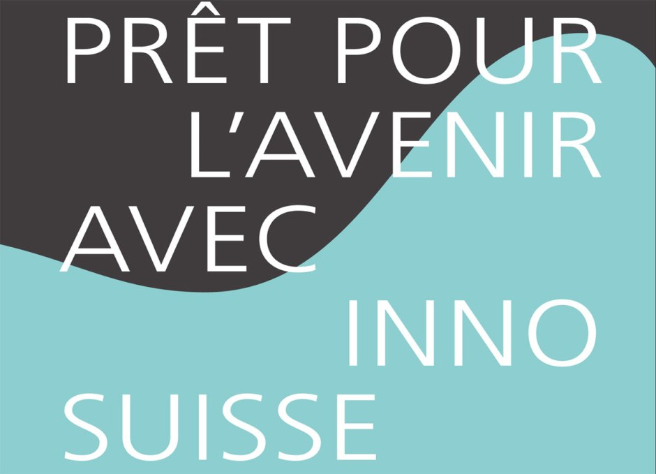 Innosuisse veut soutenir l'innovation en Suisse.
