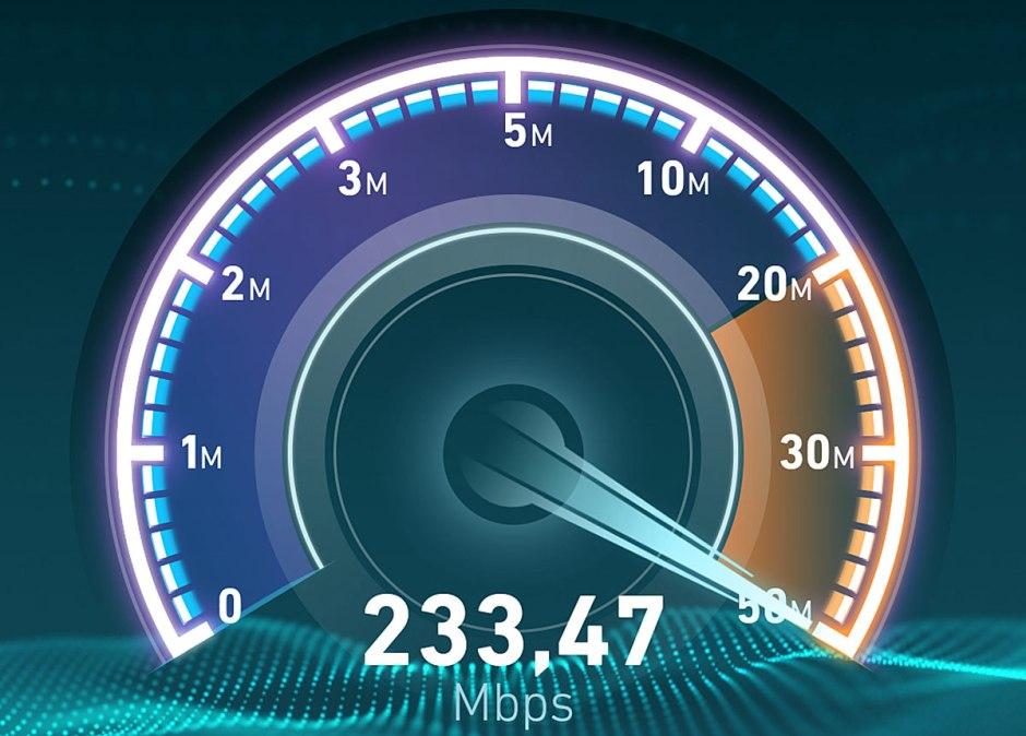 Swisscom propose le réseau 4G le plis rapide.