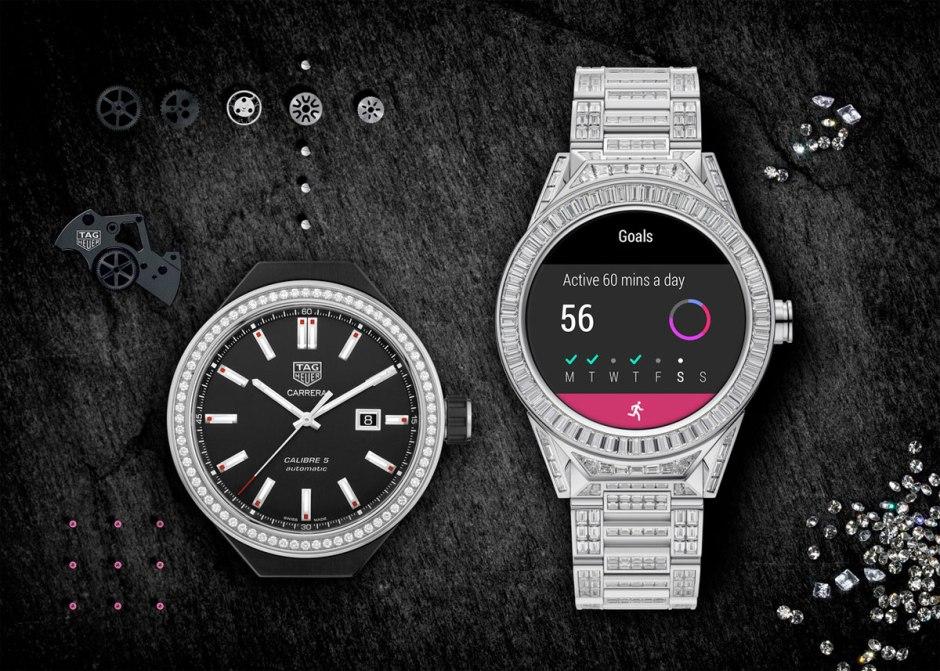 Tag Heuer affirme proposer la montre connectée la plus chère du monde.