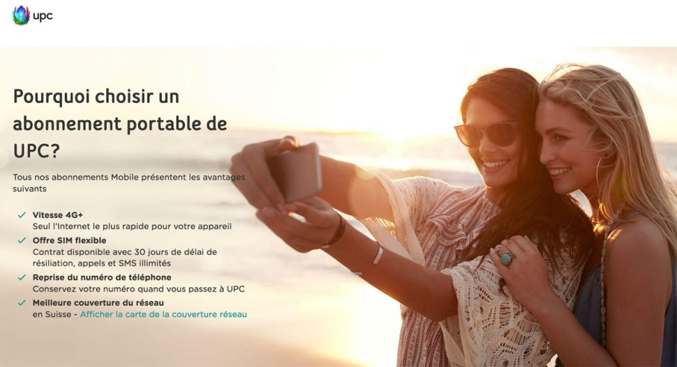UPC parie désormais sur Swisscom pour le mobile après avoir tâté des antennes de Sunrise et Salt...