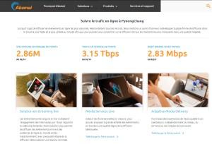 Streaming vidéo des Jeux: 2,86 millions d'internautes pour 2,83 Mbits/sec!