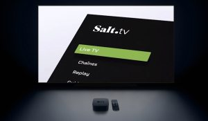 High-tech: Salt propose des chaînes Ultra HD 4K sur son Apple TV 4K!