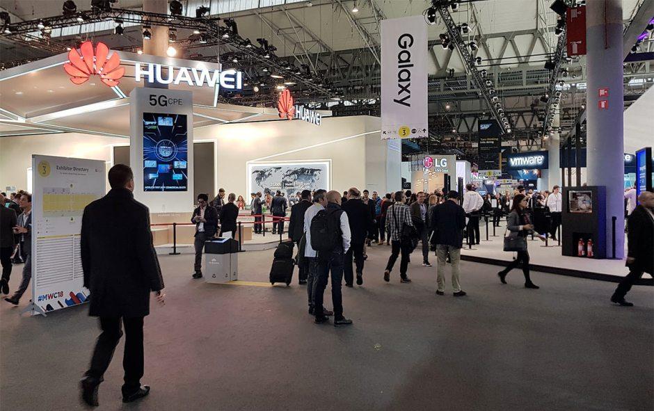 Huawei: l'un des fabricants les plus innovants...