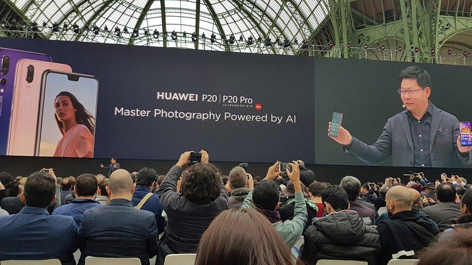 Avec son P20 Pro, Huawei risque de s'imposer comme le maître du photophone!