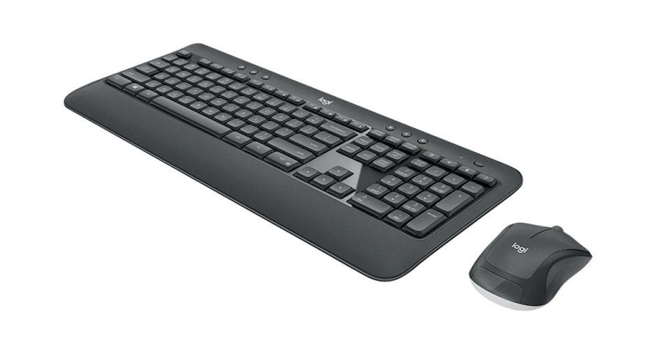 Concours: gagnez l'ensemble souris et clavier Logitech MK540.