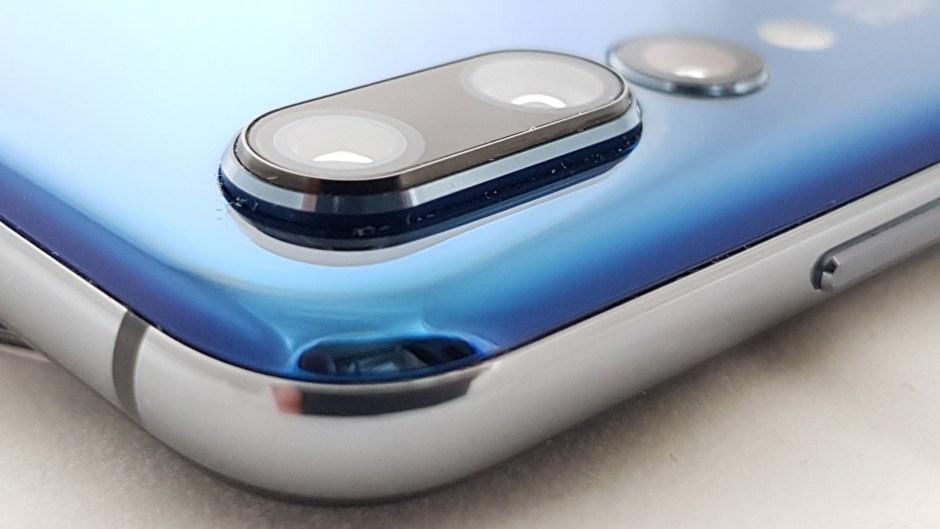 Le Huawei P20 Pro est taillé pour la photo: il possède quatre optiques signées Leica.