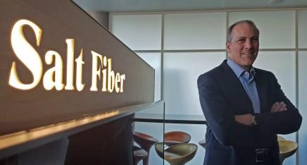 Andreas Schönenberger, le CEO suisse de Salt.