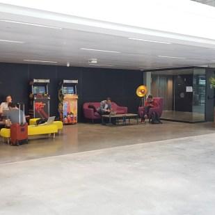 Station F: ce sont aussi des espaces cool à la Google!