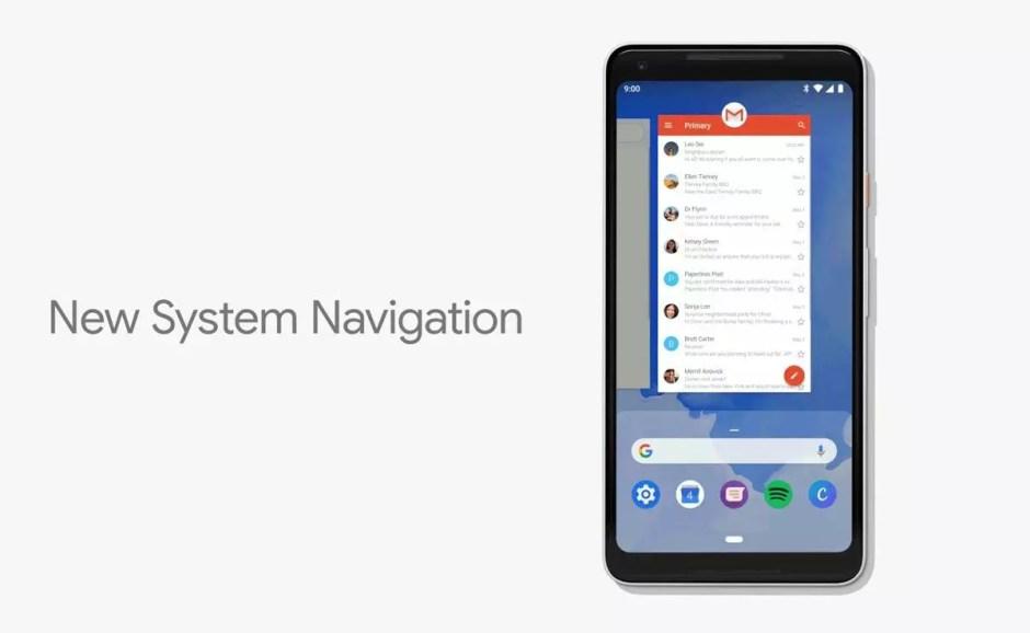 Google propose la première bêta d'Android P.