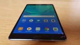 Huawei MediaPad M5: un écran gigantesque.