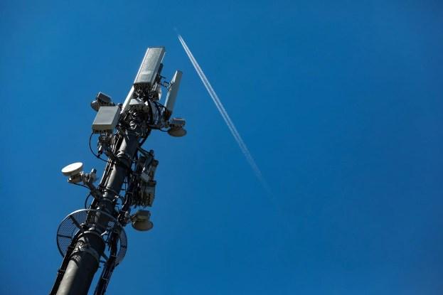 La première antenne 5G de Sunrise en Suisse à Oerlikon.