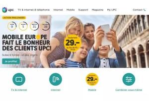 Mobile: UPC veut résister à Salt avec son offre à 29 francs avec roaming!
