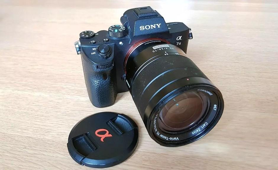 Le Sony α7 III et son capteur 35 mm plein format font des merveilles.