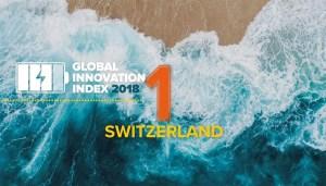 La Suisse reste en tête de l'Indice mondial de l'innovation, cuvée 2018
