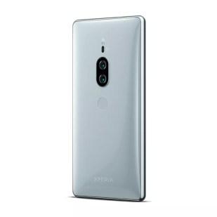 Sony Xperia XZ2 Premium : double objectif de 12 et 19 millions de pixels.