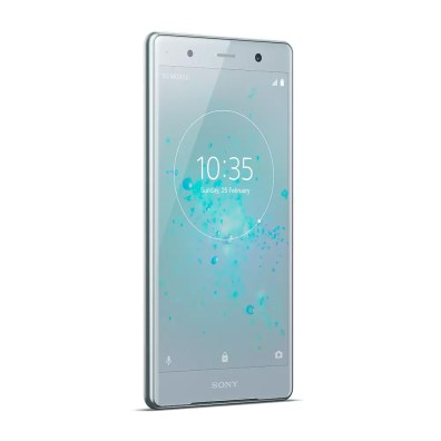 Le Sony Xperia XZ2 Premium construit autour un cadre en aluminium et un dos en verre.