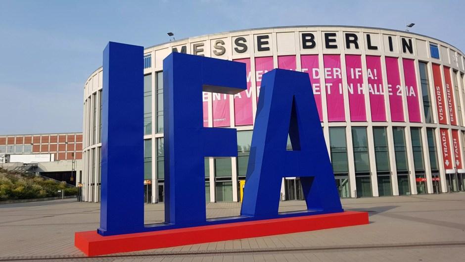 L'IFA 2018 ouvrira vendredi ses portes au grand public.