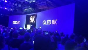 Samsung et LG se battent déjà sur les TV 8K à l'IFA 2018…