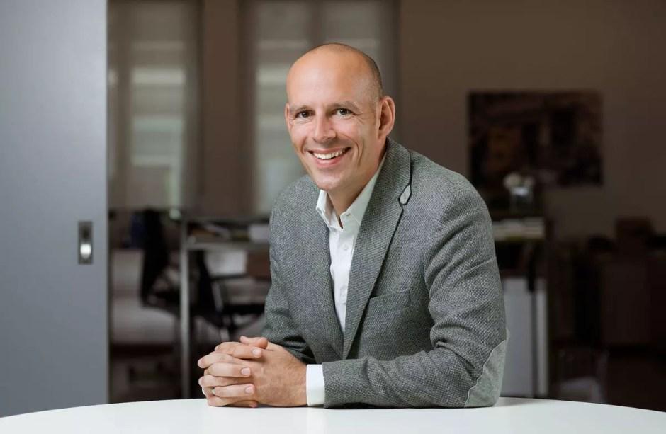 Pascal Grieder, nouveau Directeur général de Salt.