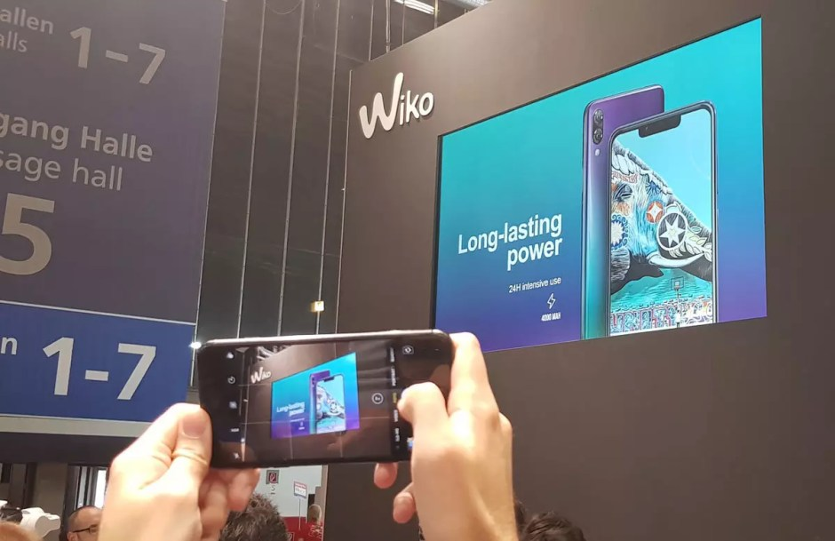 Le Wiko View 2 plus à 249 francs...