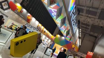 IFA 2018 de Berlin: Polaroid, Kodak, très vintage...