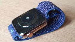 Le dos de l'Apple Watch series 4.
