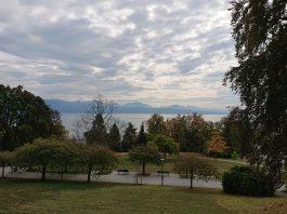 Sony Xperia XZ2: paysage