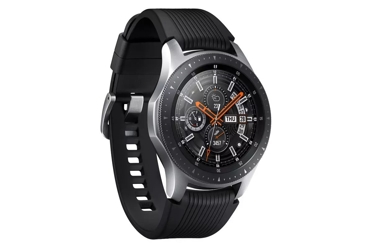 La Galaxy Watch LTE 2018 de Samsung.