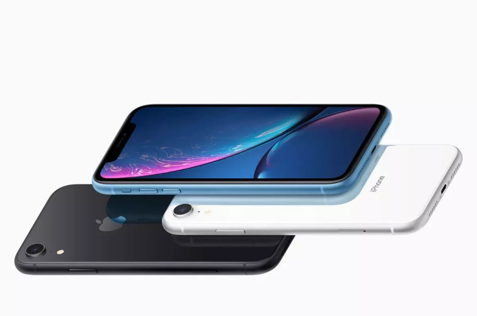 L'iPhone Xr débarque en Suisse le 26 octobre.