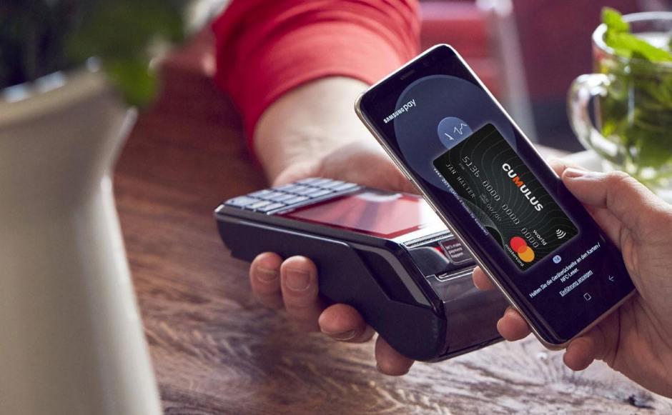 Samsung Pay devient compatible avec la Mastercard Cumulus.