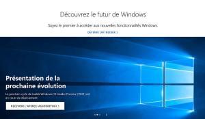 Mise à jour de printemps de Windows 10: premières impressions…