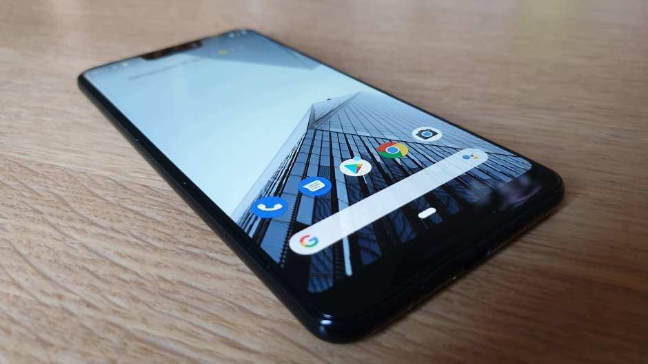 Google Pixel 3 XL: un écran OLED de 2960 x 1440 pixels.