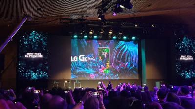 Le LG V8 Think et sa nouvelle caméra Z…
