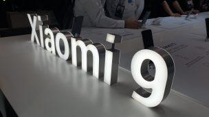 Xiaomi Mi 9: une des stars.
