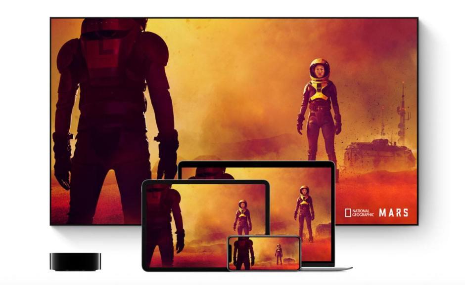 Voici la nouvelle application Apple TV, Apple TV+ et Apple Arcade pour le jeu vidéo.