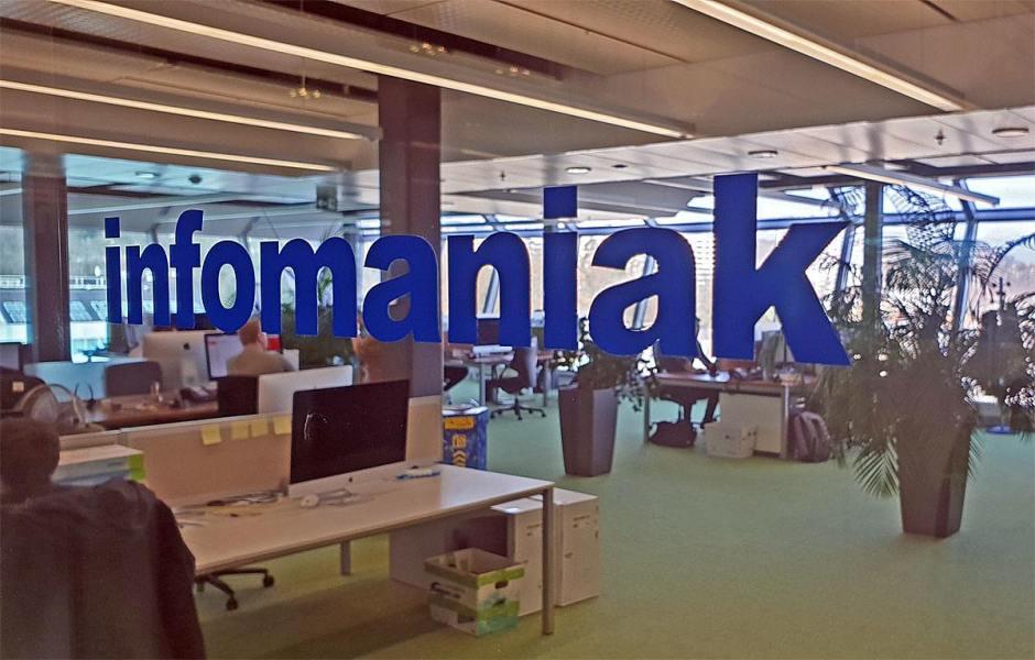 Infomaniak: de nouveaux bureaux pour un nouveau départ...