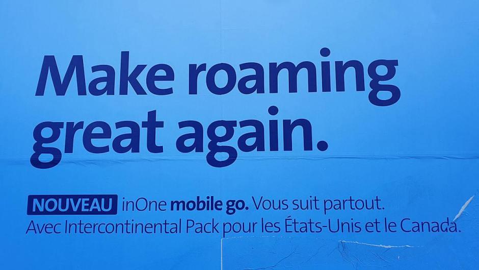 La plus extrême prudence reste de rigueur avec le roaming.