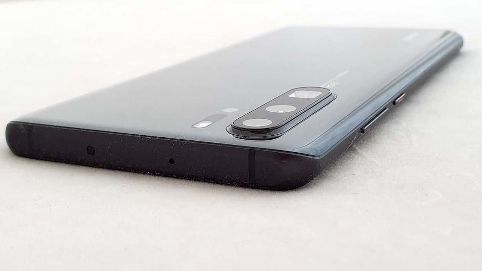 L'optique Leica du Huawei P30 Pro.