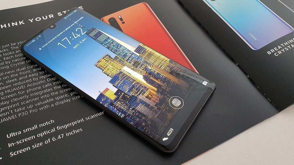 Huawei P30 Pro: la référence photo.