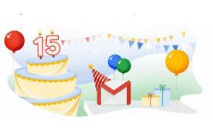 Gmail fête ses 15 ans et permet de programmer des e-mails…