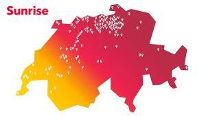 Réseaux mobiles: pionnier de la 5G, Sunrise dépasse Swisscom!