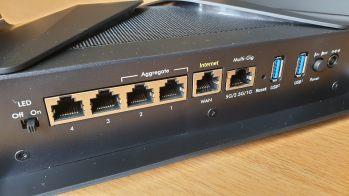 Le routeur Netgear Nighthawk AX12.