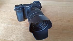 A la découverte du Sony Alpha6400 et de sa mise au point dans les yeux!
