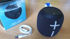 Wonderboom 2 d'Ultimate Ears: recharge par micro-USB.