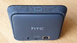 La fiche RJ 45 du HTC hub 5G de Sunrise.